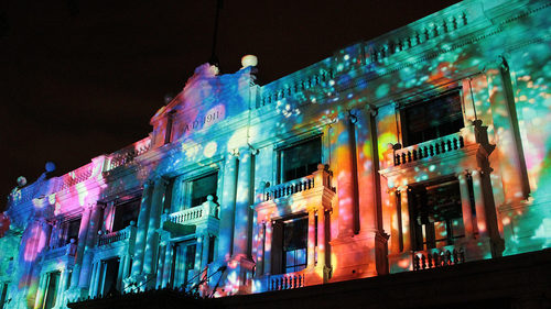 3D投影秀設計  3D projection show design