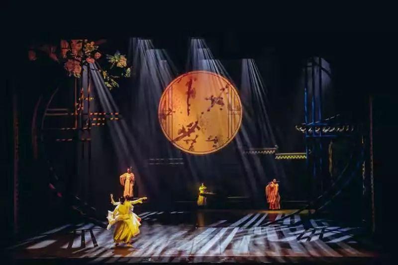 舞臺舞美設計,燈光效果圖