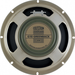 百變龍 celestion G10 Greenback 喇叭