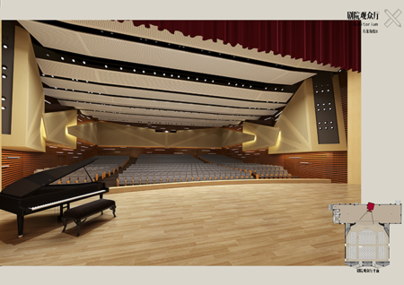 石湖荡剧场设计 Shihudang Theater Design